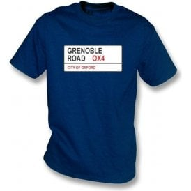 Grenoble Road OX4 T-Shirt (Oxford United)