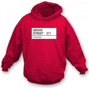 Grove Street S71 Hooded Sweatshirt (Barnsley)