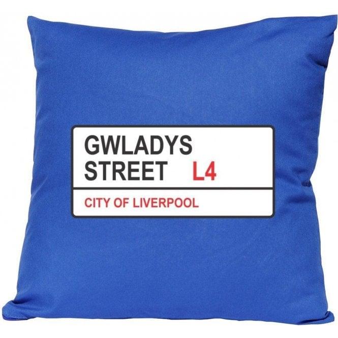 Gwladys Street L4 (Everton) Cushion