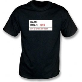 Hamil Road ST6 T-Shirt (Port Vale)