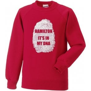 Hamilton - It's In My DNA Sweatshirt