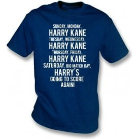 Happy Days Harry Kane (Tottenham Hotspur) Kids T-Shirt