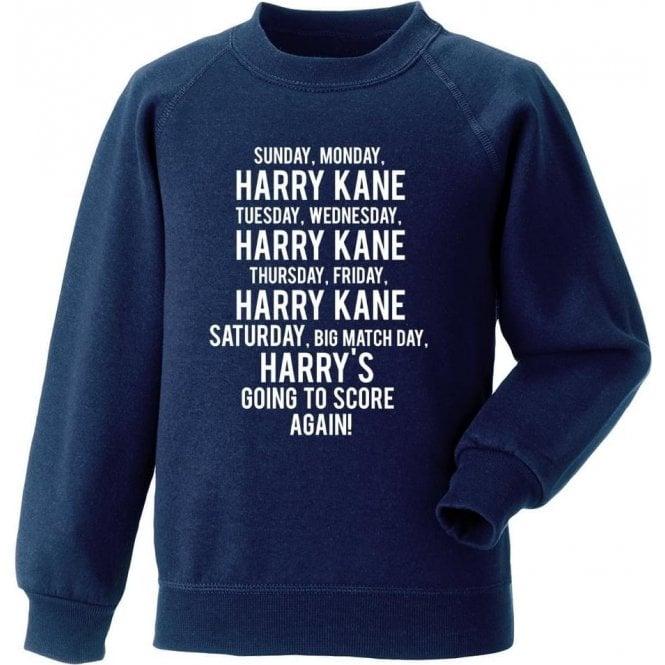 Happy Days Harry Kane (Tottenham Hotspur) Sweatshirt