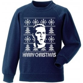 Harry Christmas (Tottenham Hotspur) Kids Sweatshirt