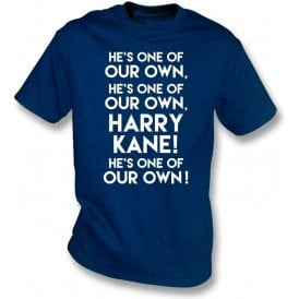 Harry Kane - He's One Of Our Own (Tottenham Hotspur) Kids T-Shirt