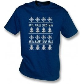 Have A Dele Christmas & A Harry New Year Kids T-Shirt