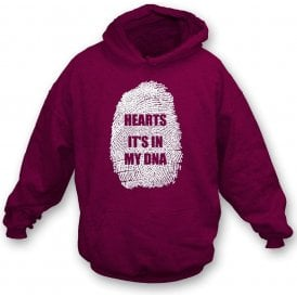 Hearts - It's In My DNA Kids Hooded Sweatshirt