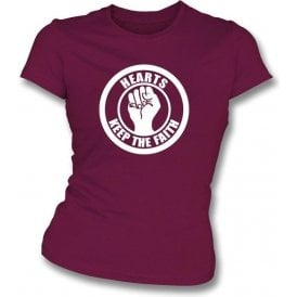Hearts Keep the Faith Girl's Slim-Fit