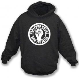 Hereford Keep the Faith Hooded Sweatshirt