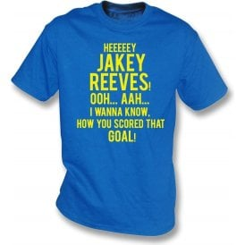 Hey Jakey Reeves (AFC Wimbledon) Kids T-Shirt