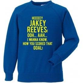 Hey Jakey Reeves (AFC Wimbledon) Sweatshirt