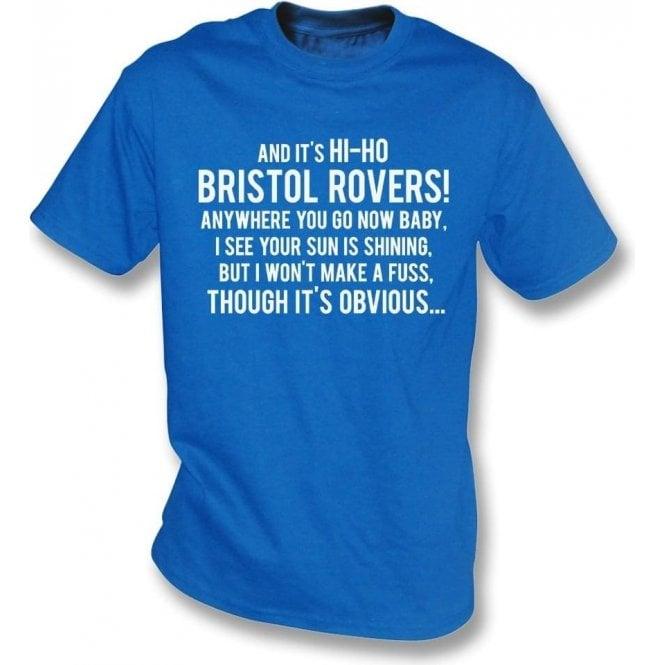 Hi-Ho Bristol Rovers T-Shirt