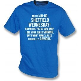 Hi-Ho Sheffield Wednesday T-Shirt