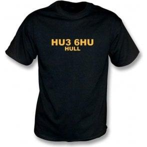 HU3 6HU Hull T-Shirt (Hull City)