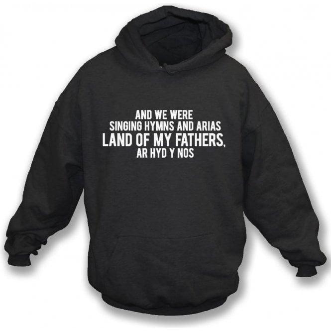 Hymns And Arias (Swansea) Hooded Sweatshirt