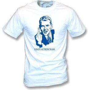 I Hate Altrincham T-shirt (Macclesfield Town)