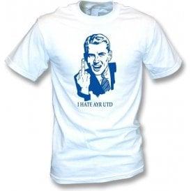 I Hate Ayr Utd T-shirt (Kilmarnock)