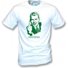 I Hate Exeter T-shirt (Plymouth Argyle)