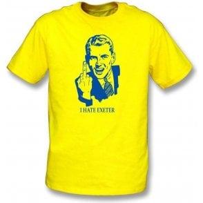 I Hate Exeter T-shirt (Torquay United)