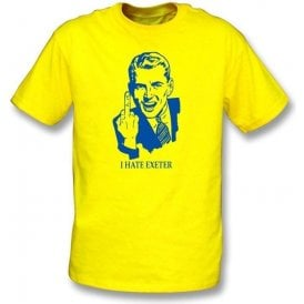 I Hate Exeter T-shirt (Torquay United)
