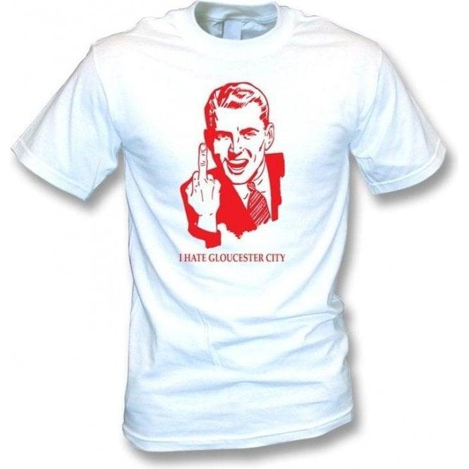 I Hate Gloucester City T-shirt (Cheltenham Town)