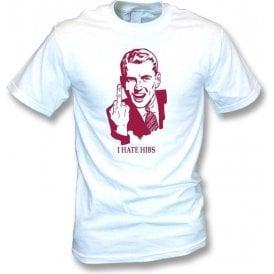 I Hate Hibs T-shirt (Hearts)