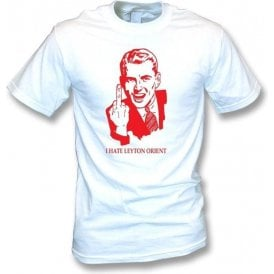 I Hate Leyton Orient T-shirt (Dagenham & Redbridge)