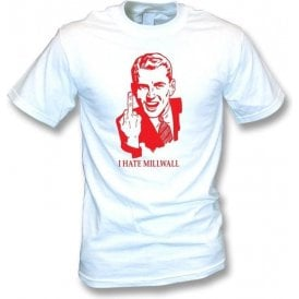 I Hate Millwall T-shirt (Charlton Athletic)