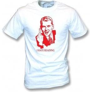 I Hate Reading T-shirt (Bournemouth)
