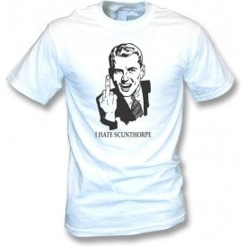 I Hate Scunthorpe T-shirt (Grimsby Town)
