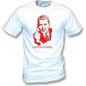 I Hate Scunthorpe T-shirt (Lincoln City)