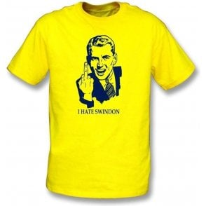 I Hate Swindon T-shirt (Oxford United)