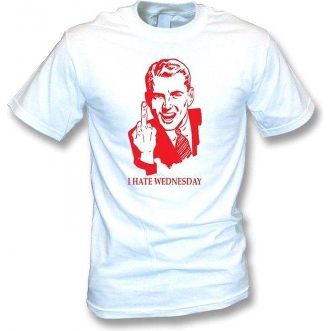 I Hate Wednesday T-shirt (Rotherham United)