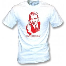 I Hate Wednesday T-shirt (Sheffield United)