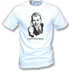 I Hate West Brom T-shirt (Wolves)
