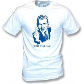 I Hate West Ham T-shirt (Millwall)