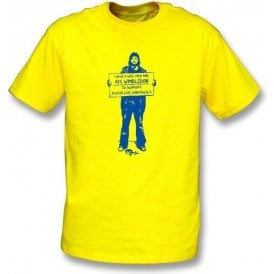 I Support AFC Wimbledon T-shirt