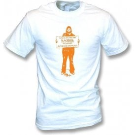 I Support Blackpool T-shirt