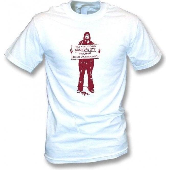 I Support Bradford City T-shirt
