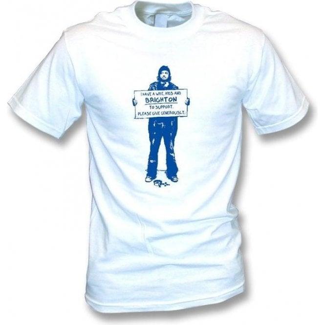 I Support Brighton T-shirt