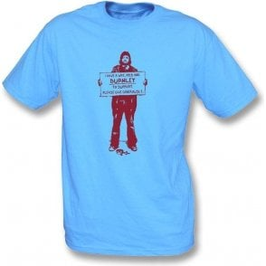 I Support Burnley T-shirt