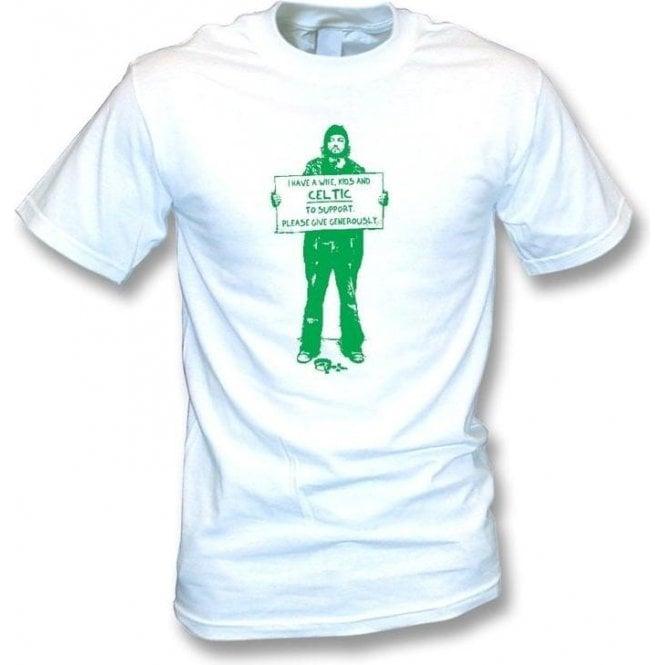 I Support Celtic T-shirt