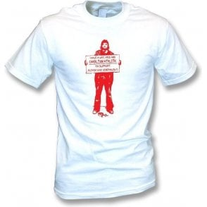 I Support Charlton Athletic T-shirt