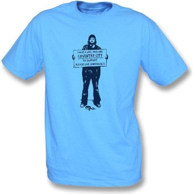 I Support Coventry City T-shirt