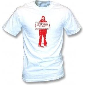 I Support Crewe Alexandra T-shirt