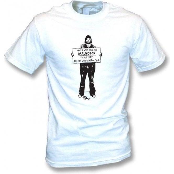 I Support Darlington T-shirt