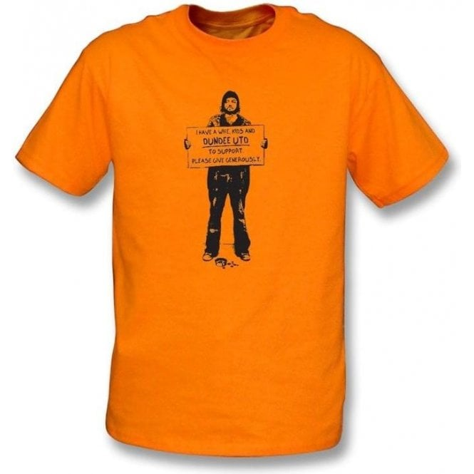 I Support Dundee Utd T-shirt