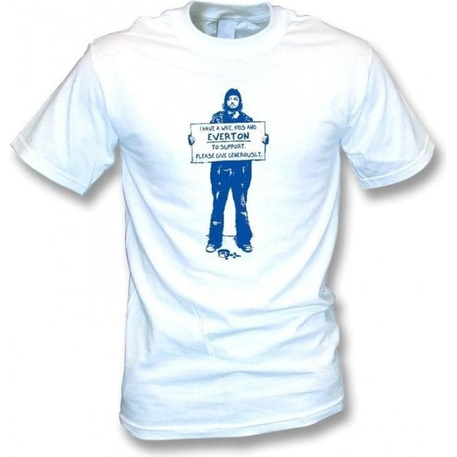 I Support Everton T-shirt