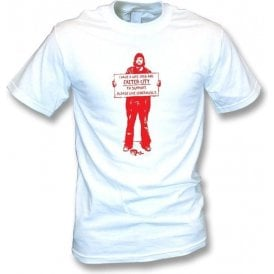 I Support Exeter City T-shirt