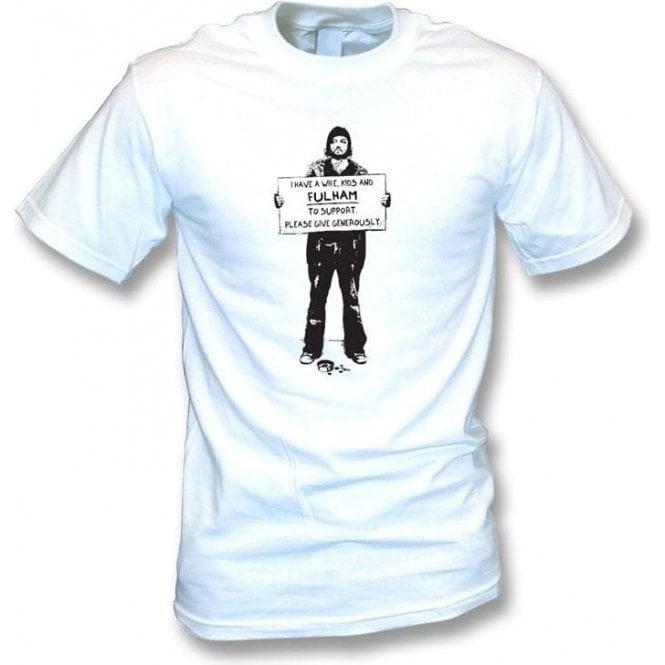 I Support Fulham T-shirt